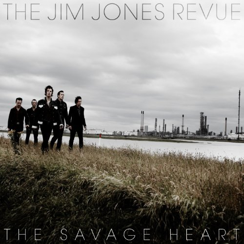 Jim Revue Jones Savage Heart Import Gbr