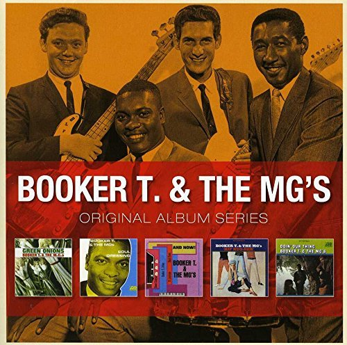 Booker T. & The Mg's Original Album Series Import Eu 5 CD