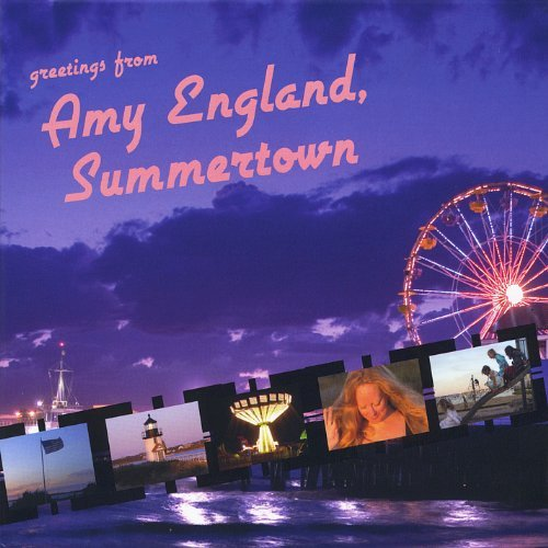Amy England Summertown