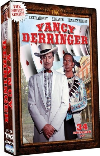 Yancy Derringer Yancy Derringer The Complete Nr 4 DVD