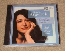 Martha Argerich Live From The Concertgebouw 1978 & 1979