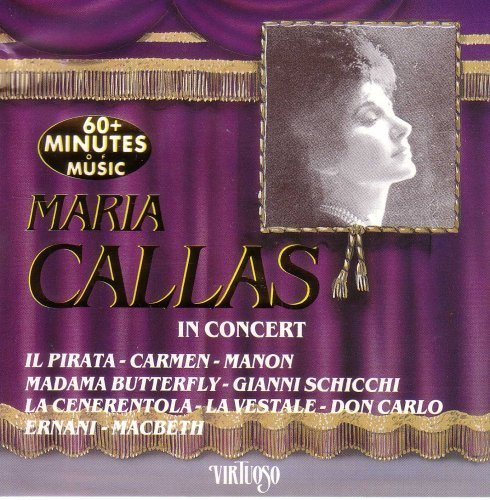 Maria Callas In Concer