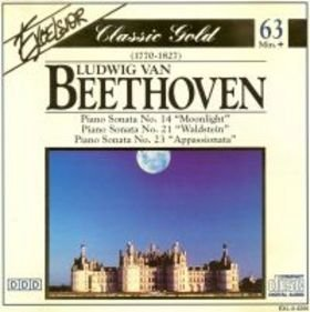 L.V. Beethoven Pno Sons 14 21 23