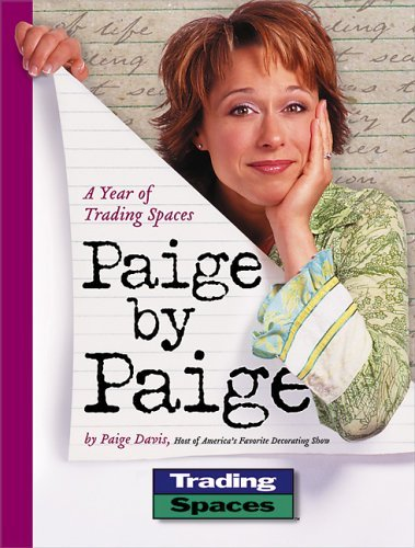 Paige Davis Paige By Paige A Year Of Trading Spaces