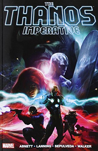 Dan Abnett Thanos Imperative The
