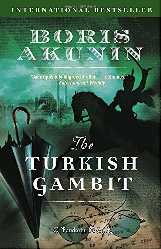 Boris Akunin The Turkish Gambit