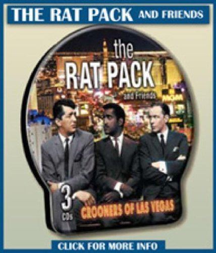 Rat Pack & Friends Crooners Of Las Vegas