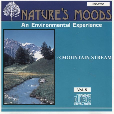 Nature's Moods Mountain Stream