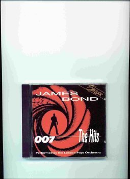London Pops Orchestra James Bond 007 The Hits
