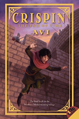 Avi Crispin The End Of Time