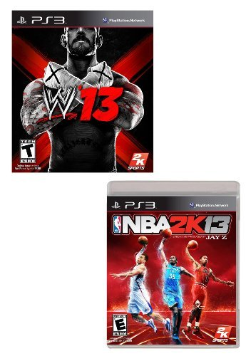 Ps3 Nba 2k13 Take 2 Interactive E