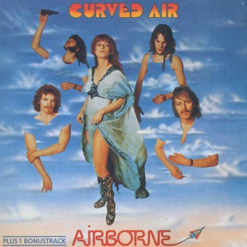 Curved Air Airborne
