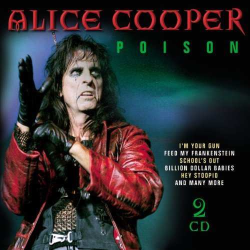 Alice Cooper Poison Import Eu