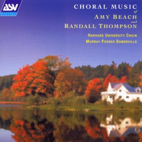 Beach Thompson Evening Hymn Help Us Oh Lord A Somerville Harvard University