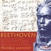 Frederic Lamond Vol. 1 Plays Beethoven Lamond (pno) Goossens Royal Albert Hall Orc