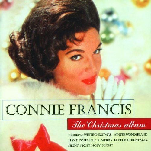Connie Francis Christmas Album Import Gbr