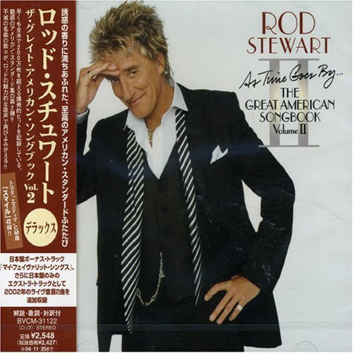 Rod Stewart Vol. 2 Great American Songbook Import Jpn Incl. Bonus Tracks