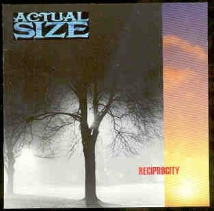 Actual Size Reciprocity