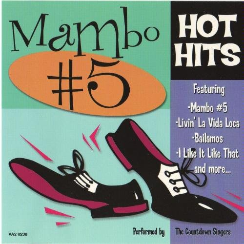 Countdown Singers Hot Hits Featuring Mambo #5