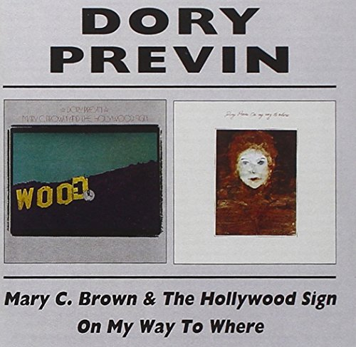 Dory Previn Mary C. Brown On My Way To Whe Import Gbr 2 CD