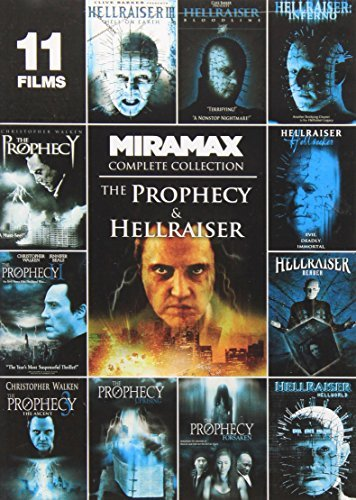 Prophecy & Hellraiser Complete Prophecy & Hellraiser Complete Ws R 4 DVD
