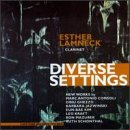 Esther Lamneck Contemporary Music For Cline Lamneck (cl)