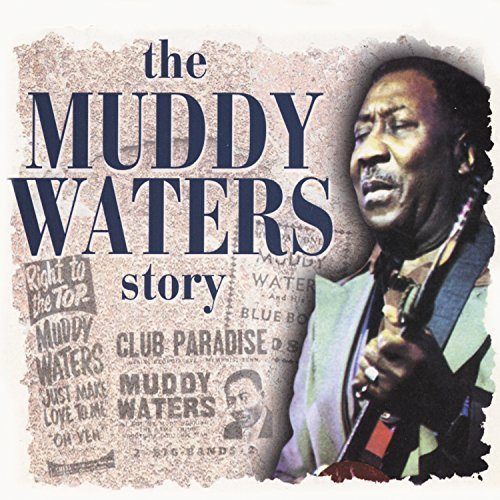 Waters Muddy Muddy Waters Story Import Gbr 4 CD Set