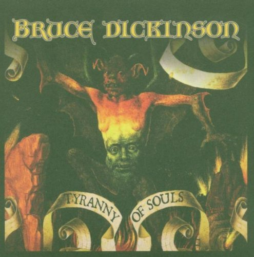 Bruce Dickinson Tyranny Of Souls Import Eu
