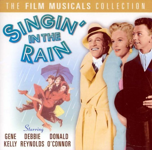Kelly Reynolds Film Musicals Singin In The Ra Import Gbr