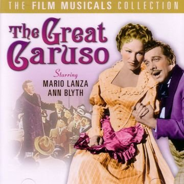 Film Musicals Collection Great Caruso Import Gbr