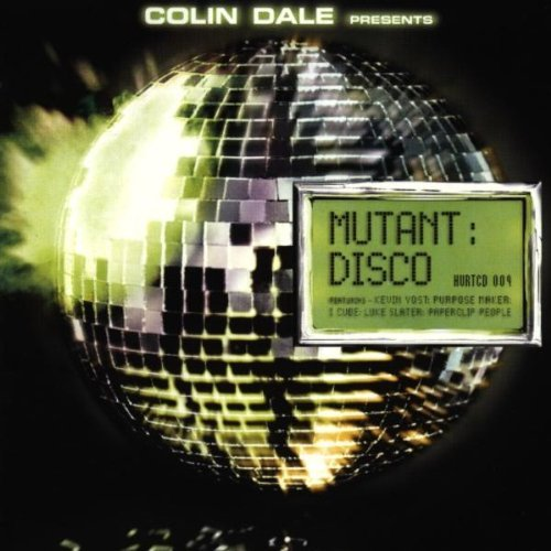 Colin Dale Presents Mutant Di Colin Dale Presents Mutant Di Import Eu CD Album