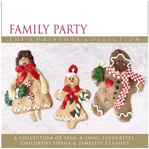 Family Party Christmas Collect Family Party Christmas Collect Import Gbr 4 CD Set