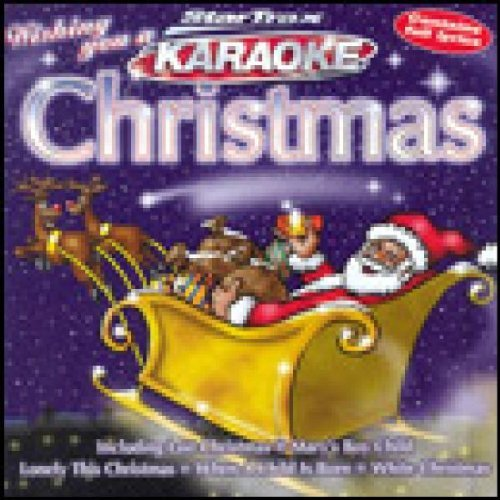 Startrax Karaoke Wishing You A Karaoke Christma Import Gbr