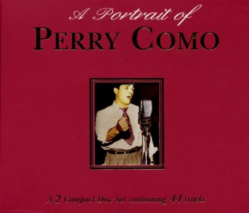 Perry Como Portrait Of Perry Como Import Gbr