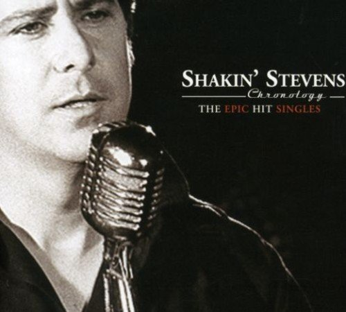Shakin' Stevens Chronology The Epic Hit Single Import Gbr 2 CD