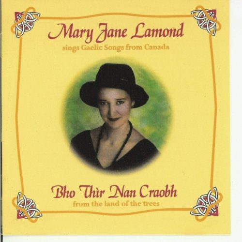 Mary Jane Lamond From The Land Of The Trees