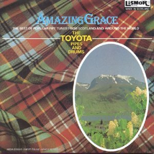 Toyota Pipes & Drums Amazing Grace