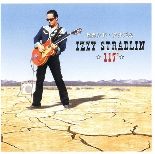 Izzy Stradlin 117 Degrees Fahrenheit Import Hkg