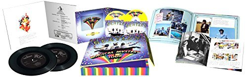 Beatles Magical Mystery Tour Deluxe Ed. DVD Blu Ray 2 7 Inch Singles