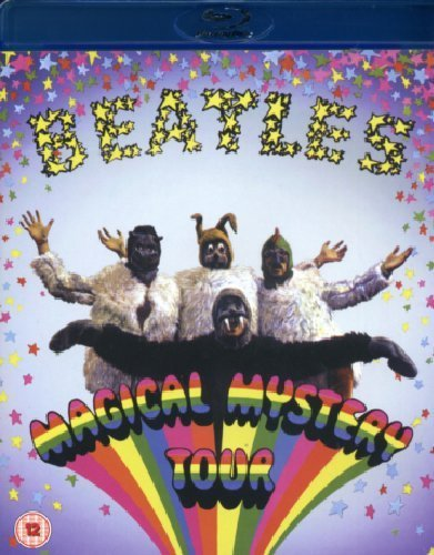 Beatles Magical Mystery Tour Blu Ray Nr