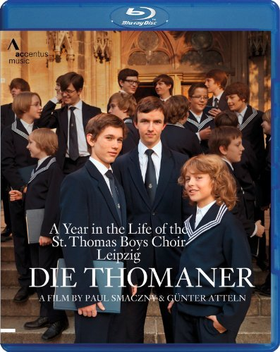 Johann Sebastian Bach Year In The Life Of The St. Th Blu Ray St. Thomas Boys Choir Leipzig