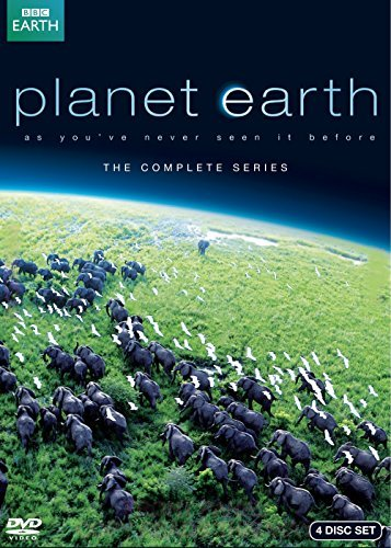 Planet Earth Complete Series Planet Earth Nr 4 DVD