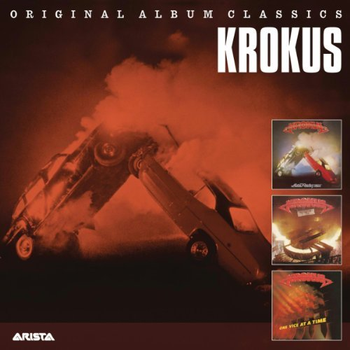 Krokus Original Album Classics Import Eu 3 CD