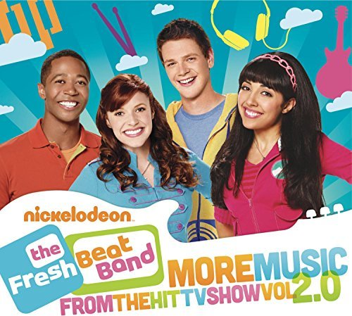 Fresh Beat Band Vol. 2 Fresh Beat Band More M Deluxe Ed. 2 CD