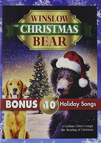 Winslow The Christmas Bear Kellerman Holmes Flaherty Paqu G