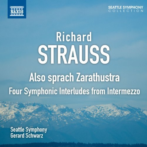 Richard Strauss Also Sprach Zarathustra Four S Seattle Symphony Gerard Schwar
