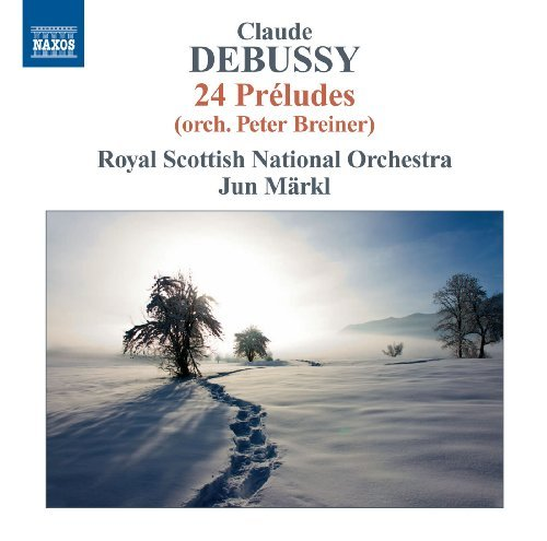 Claude Debussy Piano Preludes (orch. Peter Br Royal Scottish National Orches