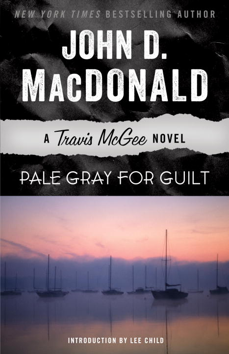 John D. Macdonald Pale Gray For Guilt