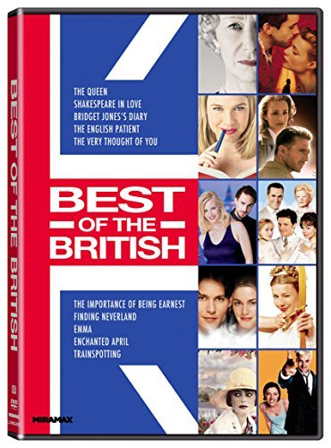 Best Of The British Collection Best Of The British Collection R 10 DVD