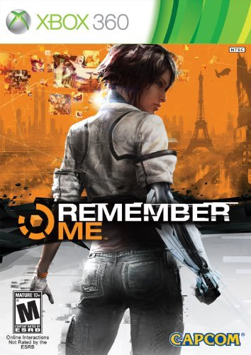 Xbox 360 Remember Me Capcom U.S.A. Inc. M
